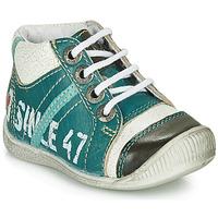 Pantofi Băieți Ghete GBB ISIS Albastru
