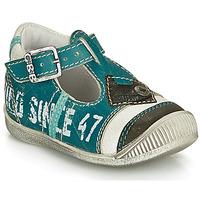 Pantofi Băieți Sandale și Sandale cu talpă  joasă GBB IOKO Albastru