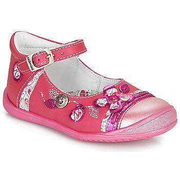Pantofi Fete Balerin și Balerini cu curea Catimini CIVETTE Roz