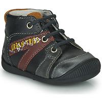 Pantofi Băieți Ghete GBB LEWIN Negru