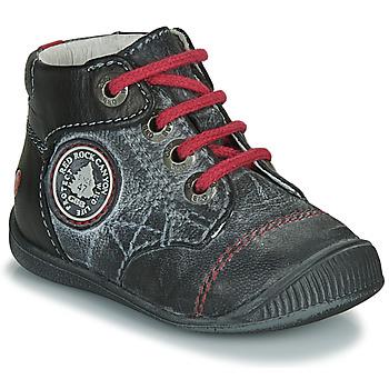 Pantofi Băieți Ghete GBB LINDFORD Negru