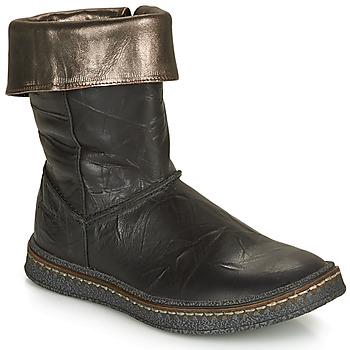 Pantofi Fete Cizme casual Ramdam CRACOVIE Negru
