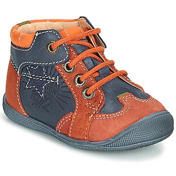 Pantofi Băieți Ghete Catimini CARACAL Albastru