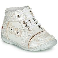 Pantofi Fete Ghete GBB MAE Alb