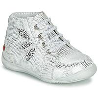 Pantofi Fete Ghete GBB MANON Alb