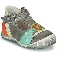 Pantofi Băieți Sandale  GBB MARIO Gri / Albastru