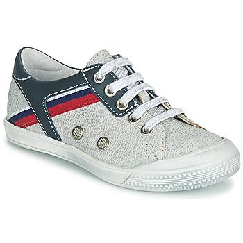 Pantofi Băieți Pantofi sport Casual Ramdam KAGOSHIMA Alb / Albastru