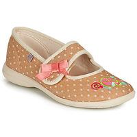 Pantofi Fete Papuci de casă GBB MELINA Bej