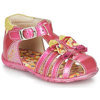 Pantofi Fete Sandale  Catimini CYGNE Roz