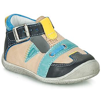 Pantofi Băieți Sandale și Sandale cu talpă  joasă Catimini COLIOU Albastru