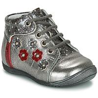 Pantofi Fete Ghete GBB NAYANA Argintiu