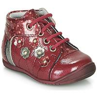 Pantofi Fete Ghete GBB NAYANA Roșu