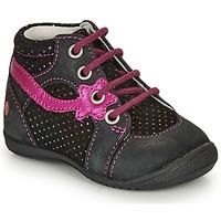 Pantofi Fete Ghete GBB NOEMIE Negru