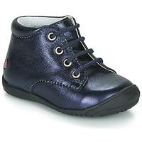 Pantofi Fete Ghete GBB NAOMI Albastru