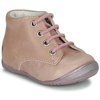 Pantofi Fete Ghete GBB NAOMI Roz