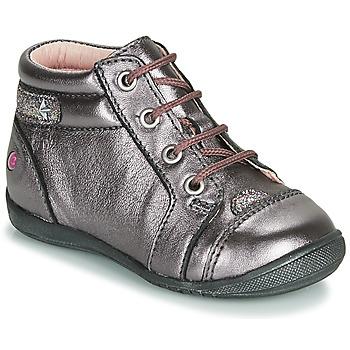 Pantofi Fete Ghete GBB NICOLE Violet / Roz