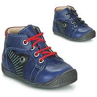 Pantofi Băieți Ghete GBB NATALE Albastru / Roșu
