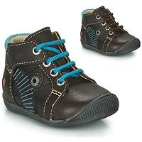 Pantofi Băieți Ghete GBB NATALE Maro / Albastru