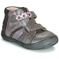 Pantofi Fete Ghete GBB NICOLETA Bois / De / Roz