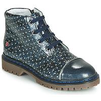 Pantofi Fete Ghete GBB NEVA Bleumarin