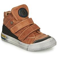 Pantofi Băieți Pantofi sport stil gheata Achile HUGO Coniac