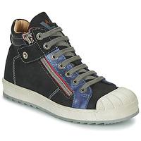Pantofi Băieți Pantofi sport stil gheata Achile DIEGO Negru / Albastru