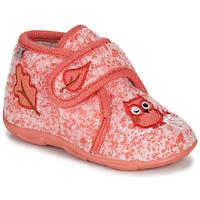 Pantofi Fete Papuci de casă GBB NEOPOLO Roz / Roșu
