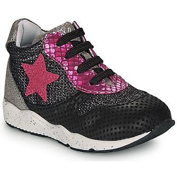Pantofi Fete Pantofi sport Casual Ikks KAREN Negru