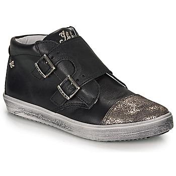 Pantofi Fete Pantofi sport stil gheata Ikks BIANCA Negru