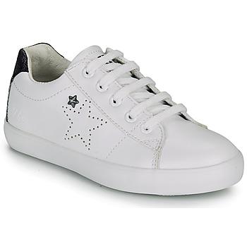 Pantofi Fete Pantofi sport Casual Ikks MOLLY Alb