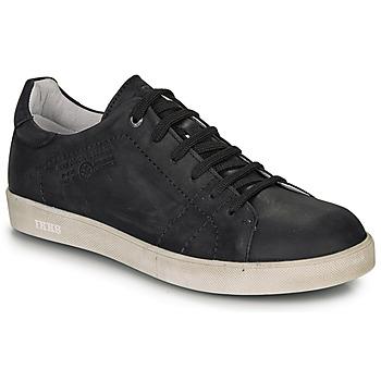Pantofi Băieți Pantofi sport Casual Ikks JACOB Negru