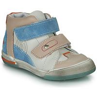 Pantofi Băieți Pantofi sport stil gheata GBB PATRICK Gri / Albastru