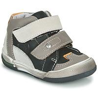 Pantofi Băieți Pantofi sport stil gheata GBB PATRICK Gri