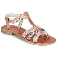 Pantofi Fete Sandale  Achile KIMITSU Roz