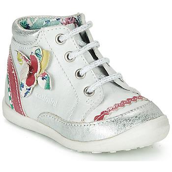 Pantofi Fete Ghete Catimini POUSSIN Alb
