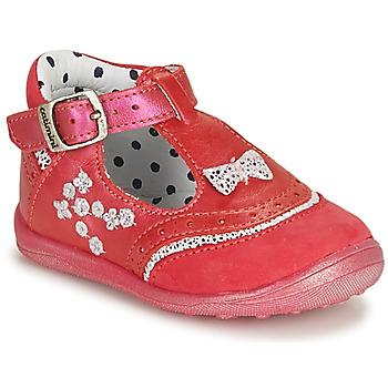 Pantofi Fete Sandale și Sandale cu talpă  joasă Catimini PISTACHE Roz