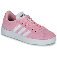 Pantofi Copii Pantofi sport Casual adidas Originals VL COURT K ROSE Roz