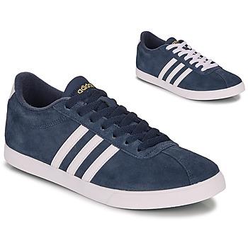 Pantofi Femei Pantofi sport Casual adidas Originals COURTSET N AVY Bleumarin