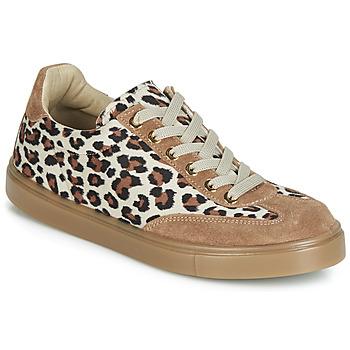 Pantofi Femei Pantofi sport Casual André ARDOISE Leopard