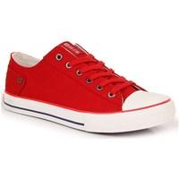Pantofi Femei Pantofi sport Casual Big Star INT1092B Alb,Roșii