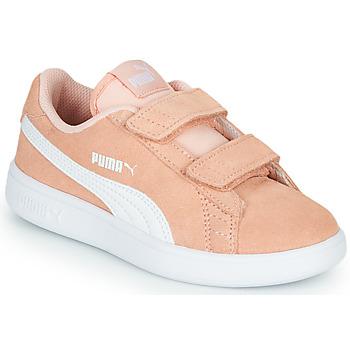 Pantofi Fete Pantofi sport Casual Puma SMASH PSV PEACH Corai