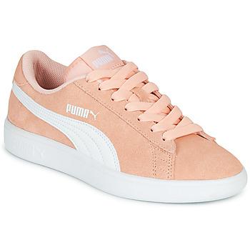 Pantofi Fete Pantofi sport Casual Puma SMASH V2JR PEAC Corai