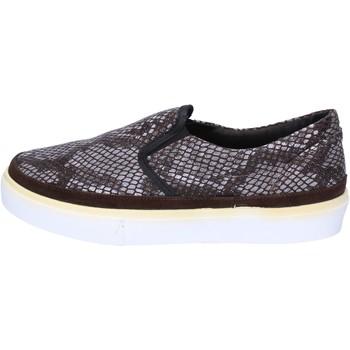 Pantofi Femei Pantofi Slip on 2 Stars Adidași AP718 Maro
