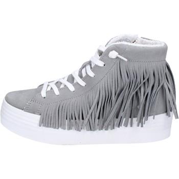 Pantofi Femei Pantofi sport stil gheata 2 Stars AP707 Gri