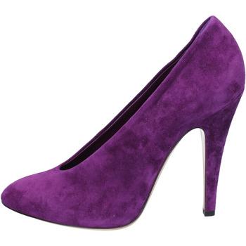 Pantofi Femei Pantofi cu toc Casadei Decolteu AZ383 Violet