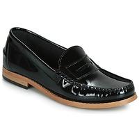 Pantofi Femei Mocasini André CESAR Negru