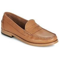 Pantofi Femei Mocasini André CESAR Coniac