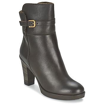 Pantofi Femei Botine Fred de la Bretoniere COEVORDEN Maro