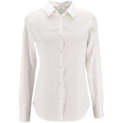 Îmbracaminte Femei Cămăși și Bluze Sols BRODY WORKER WOMEN Blanco