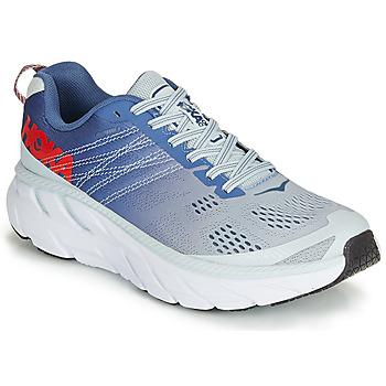 Pantofi Femei Trail și running Hoka one one CLIFTON 6 Albastru